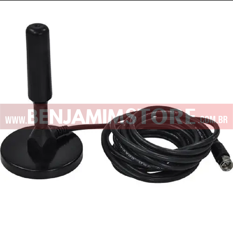 Antena Interna / Externa Para Tv Digital UHF HDTV AH-0031