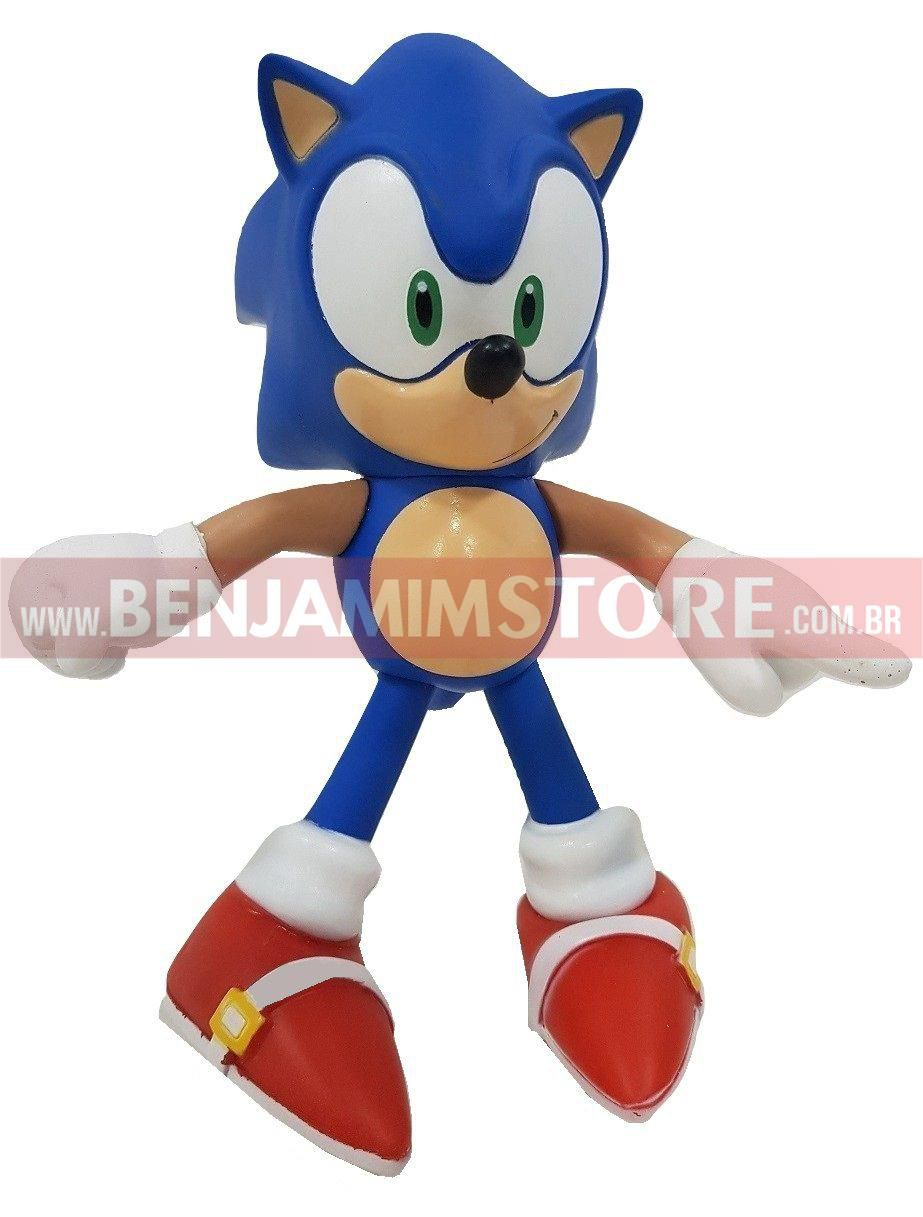 Boneco Sonic Grande Super Size Figure Collection 20cm