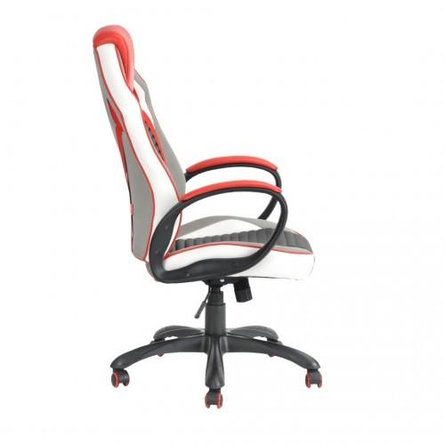 Cadeira Gamer Bronze BCH-26RGYBK Bluecase