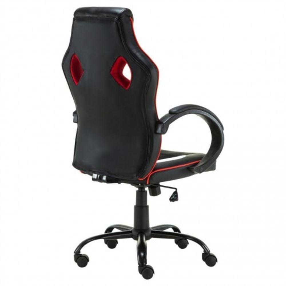 Cadeira Gamer Iron BCH-24WRBK Bluecase