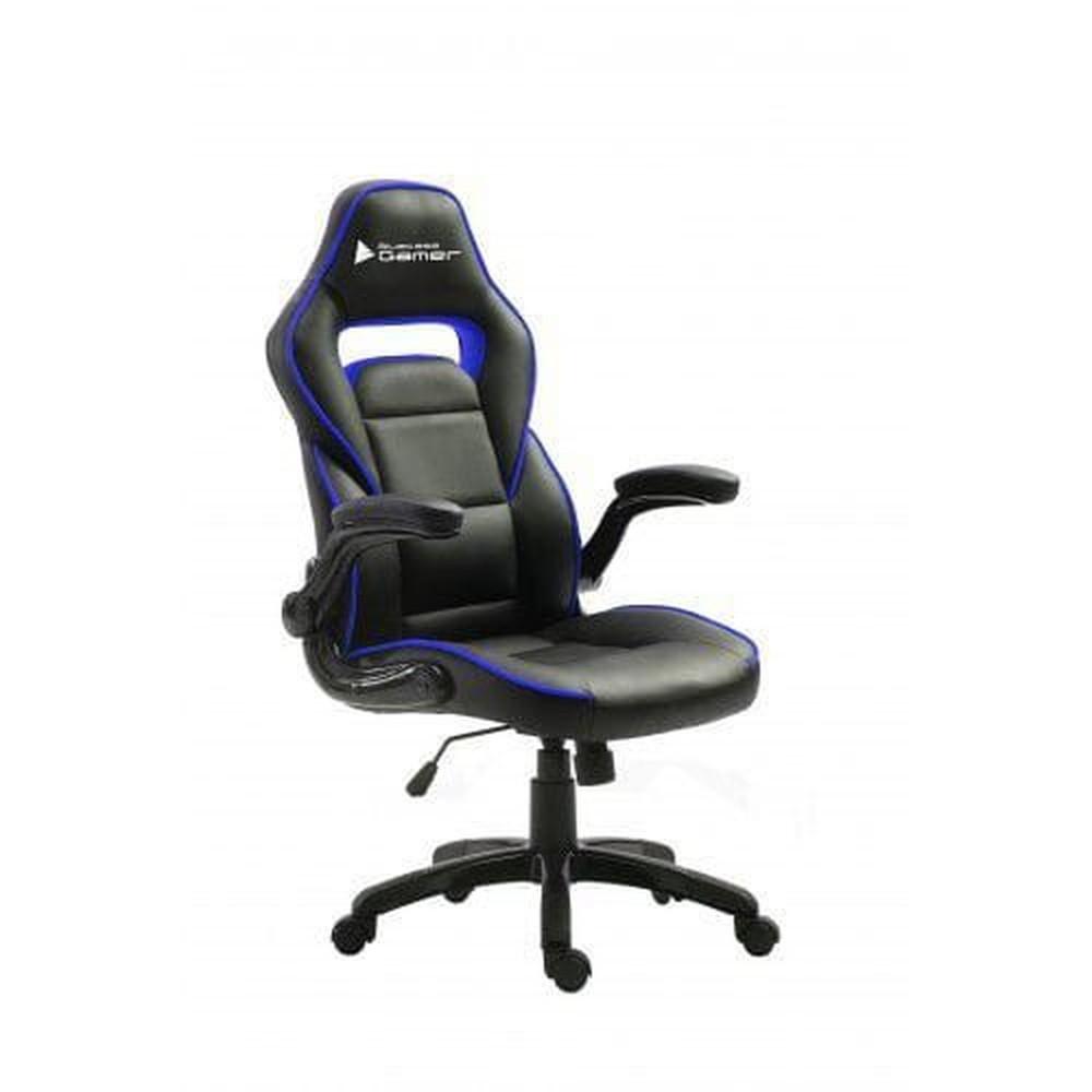 Cadeira Gamer Mercury BCH-BK Bluecase