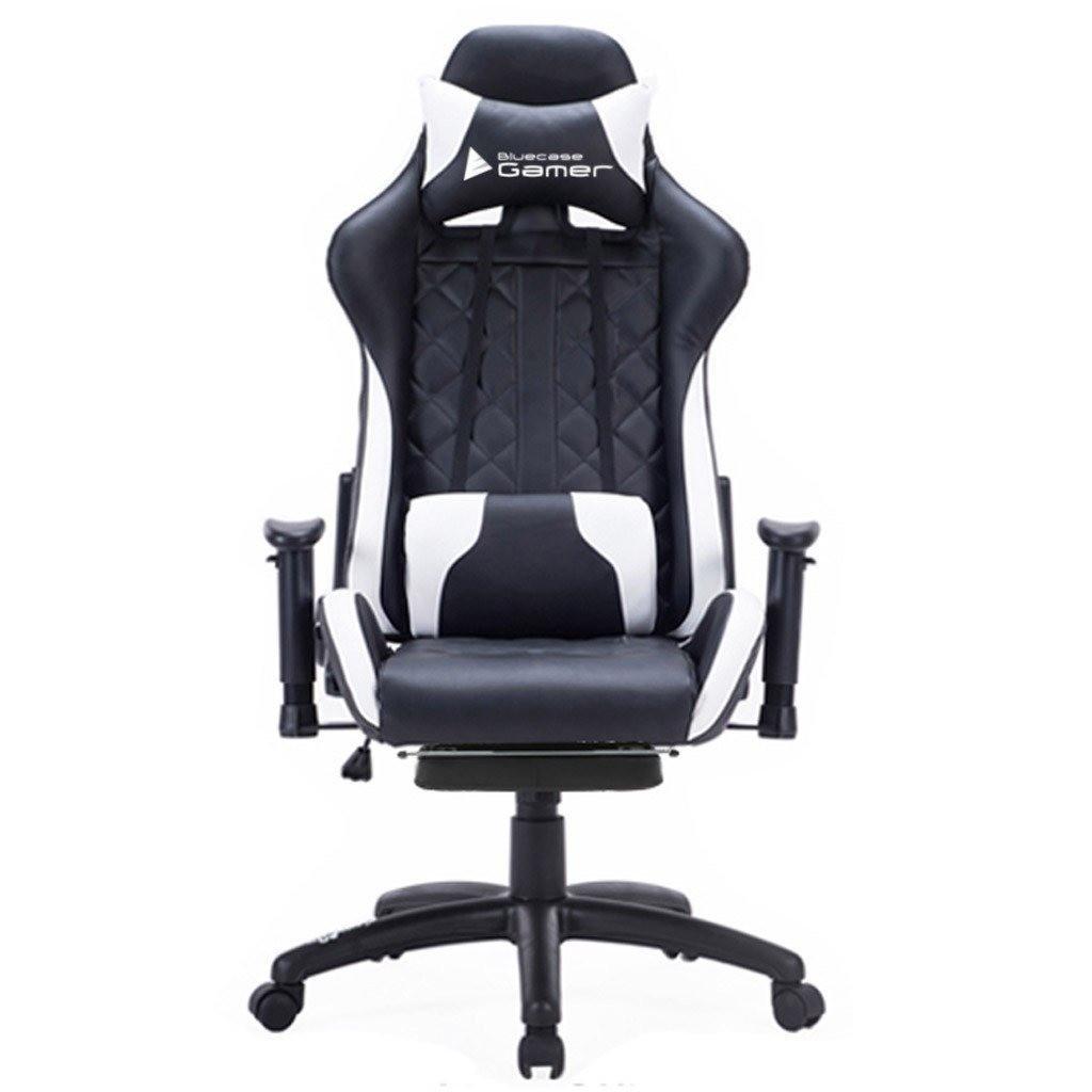 Cadeira Gamer Platinum BCH-02WBK Bluecase