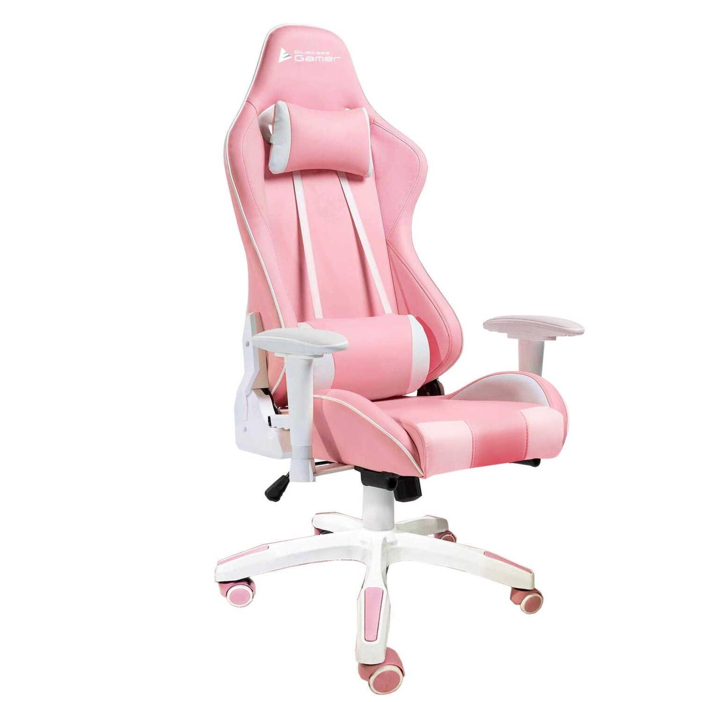 Cadeira Gamer Titanium BCH-45PW Bluecase