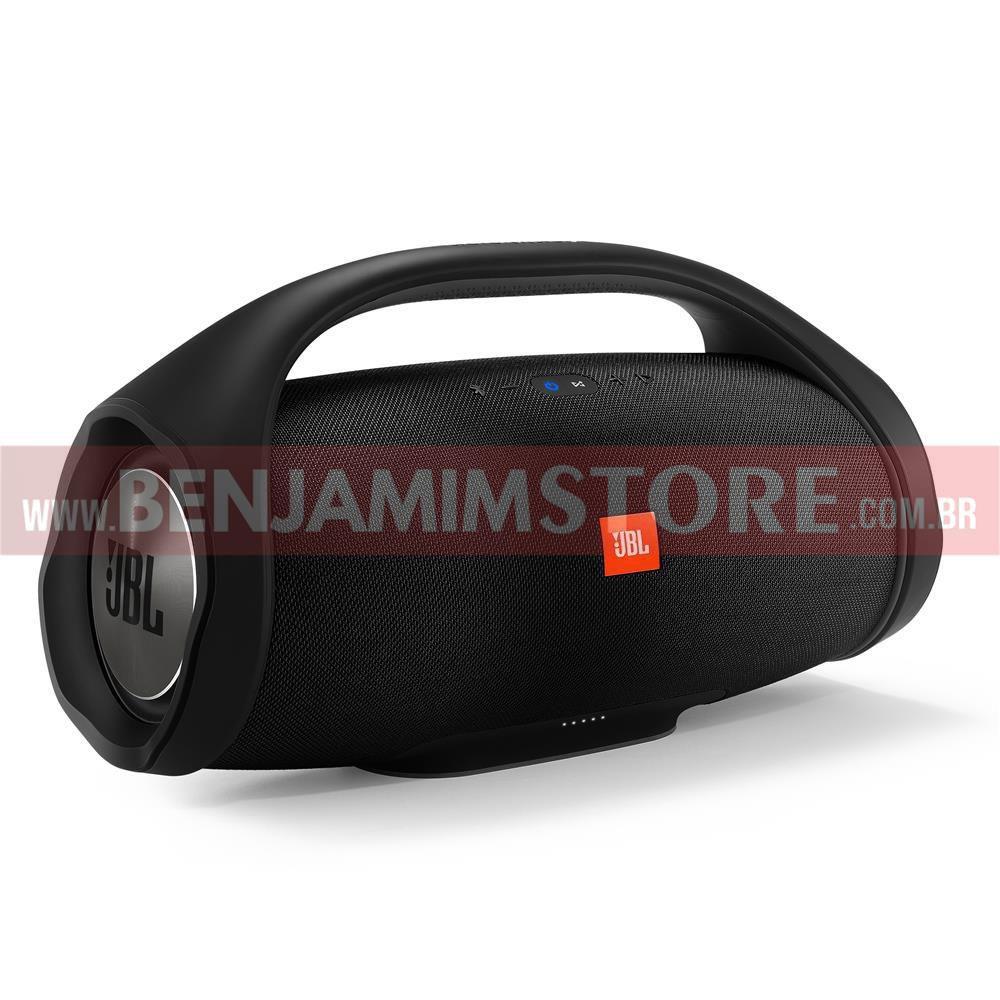 Caixa de Som JBL Booms Box Grande Rad-210z Portable Wireless Speaker
