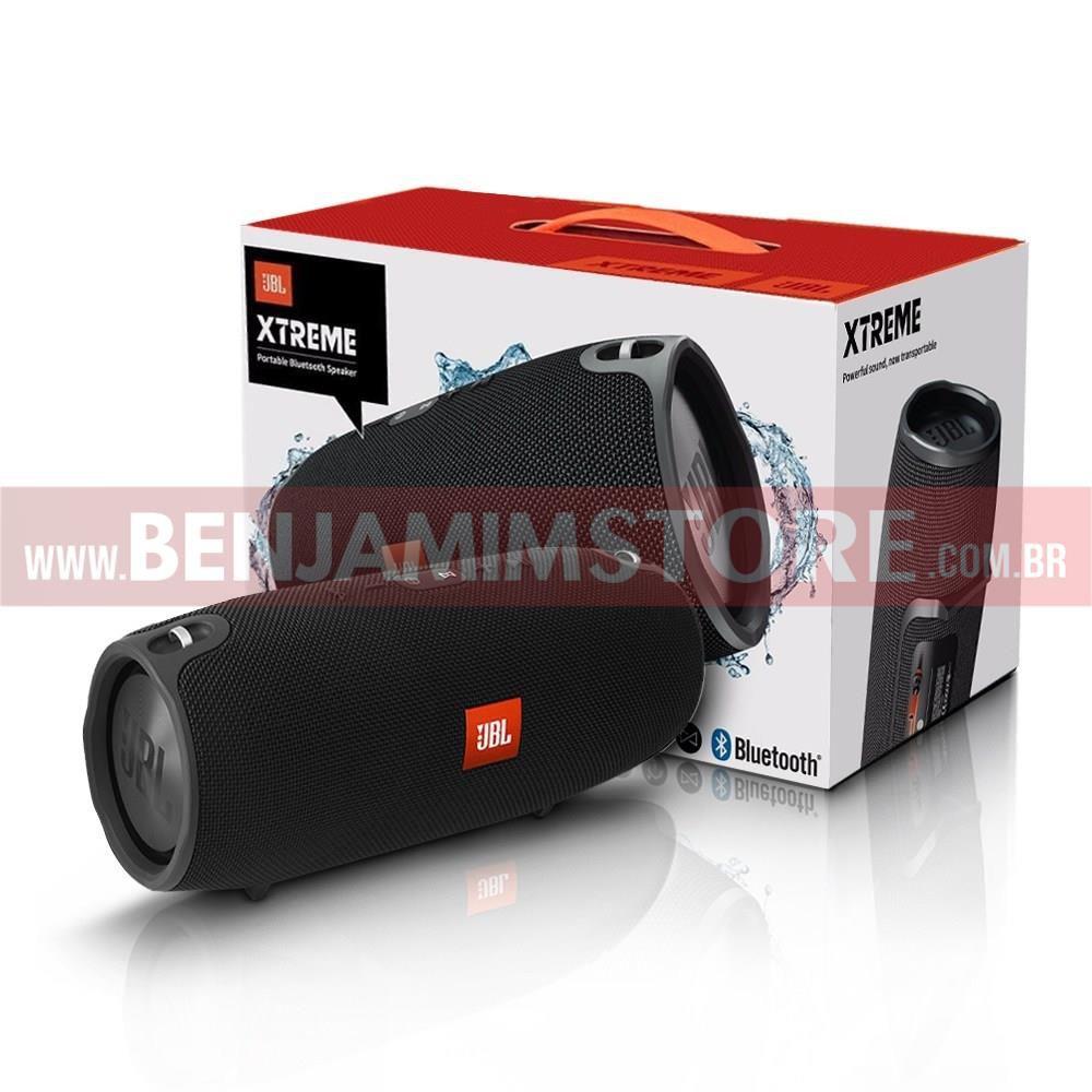 Caixa de som XTREME GRANDE JBL Portable Wireless Speaker Bluetooth Portátil