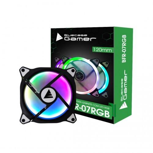 Fan Ring RGB para gabinete BFR-07RGB Bluecase