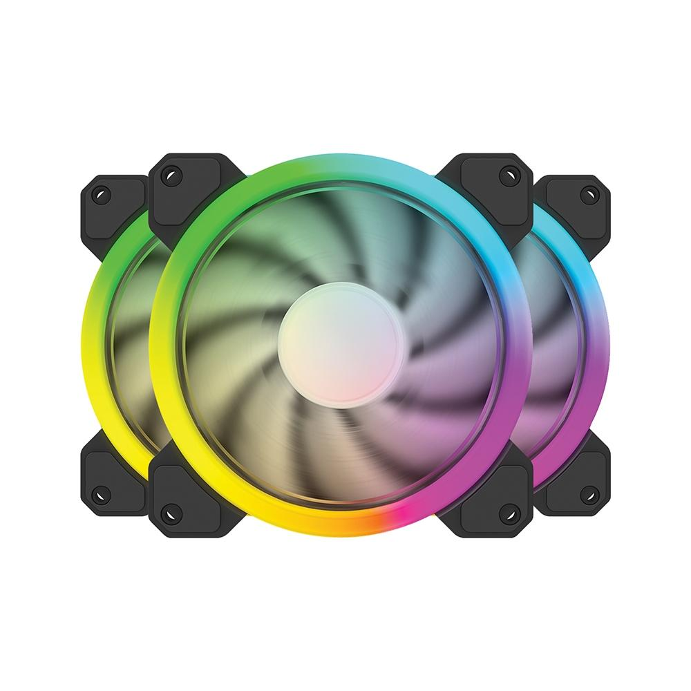 Fan Ring RGB para gabinete BFR-12 RGB Bluecase