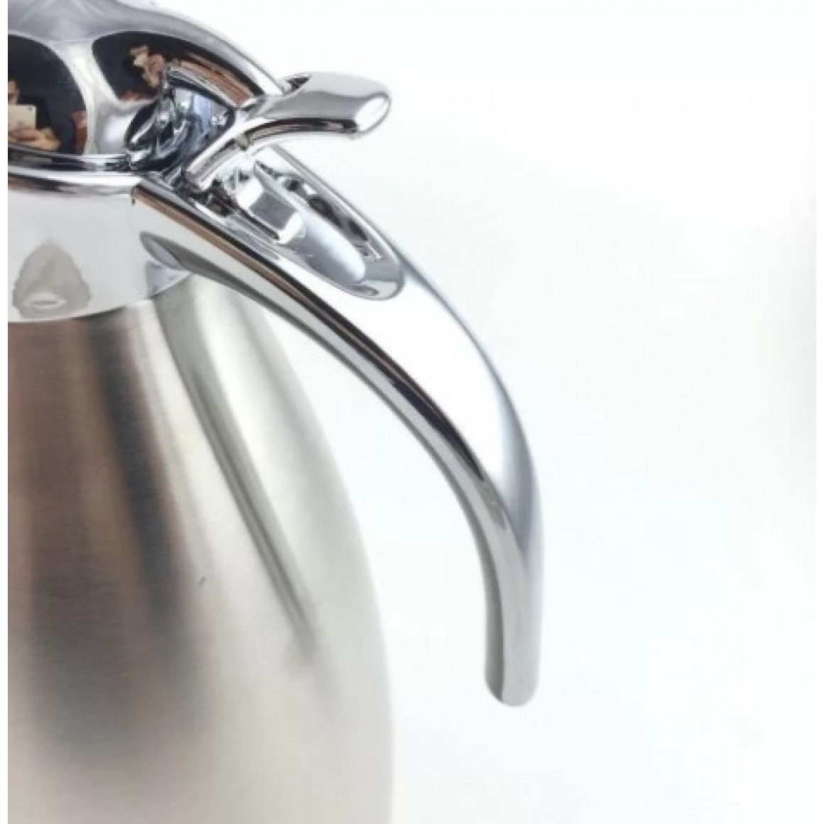 Garrafa Térmica Inox Jarra Bebida Líquido Quente e Frio