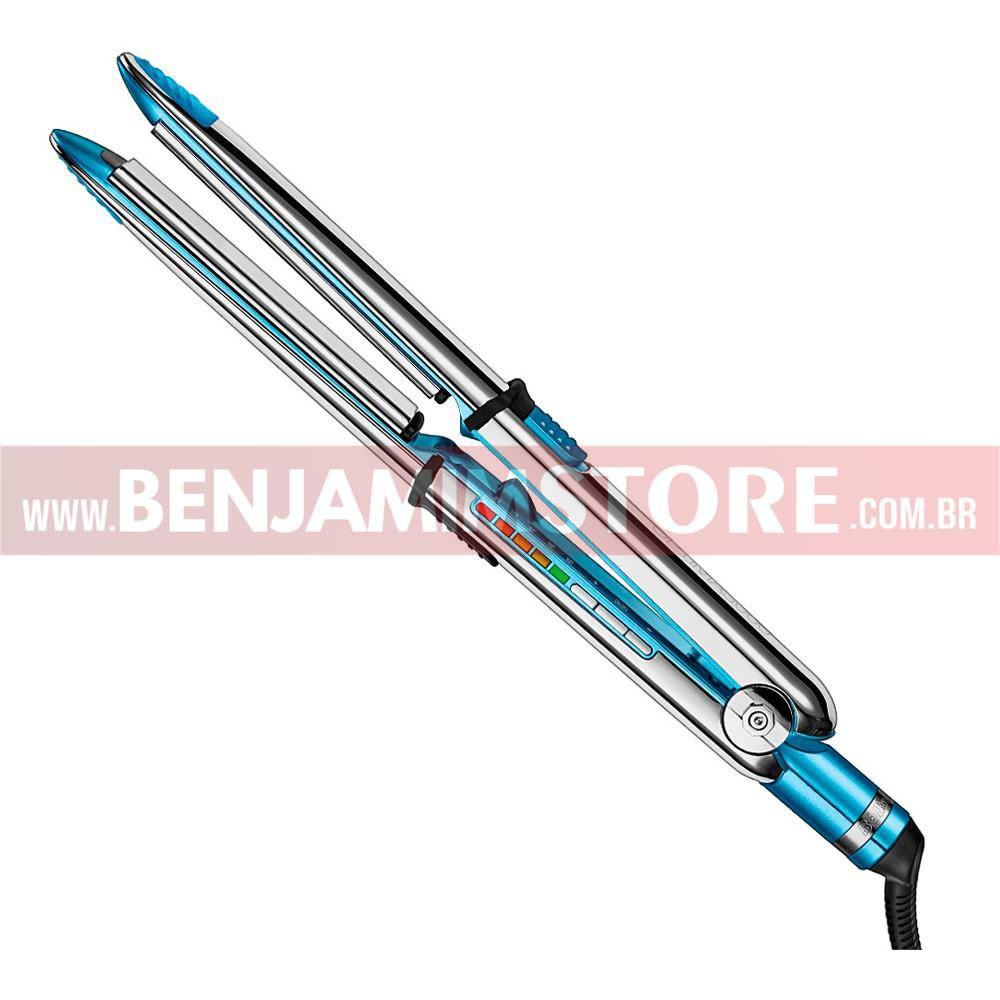 Prancha Super Nano Titanium Babyliss Pro Optima 3000 (110v)