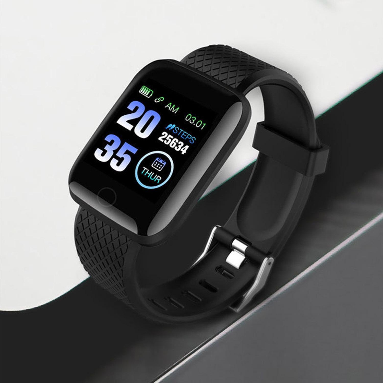 Smart Whatch Bracelet Heart Rate Blood Pressure Ip