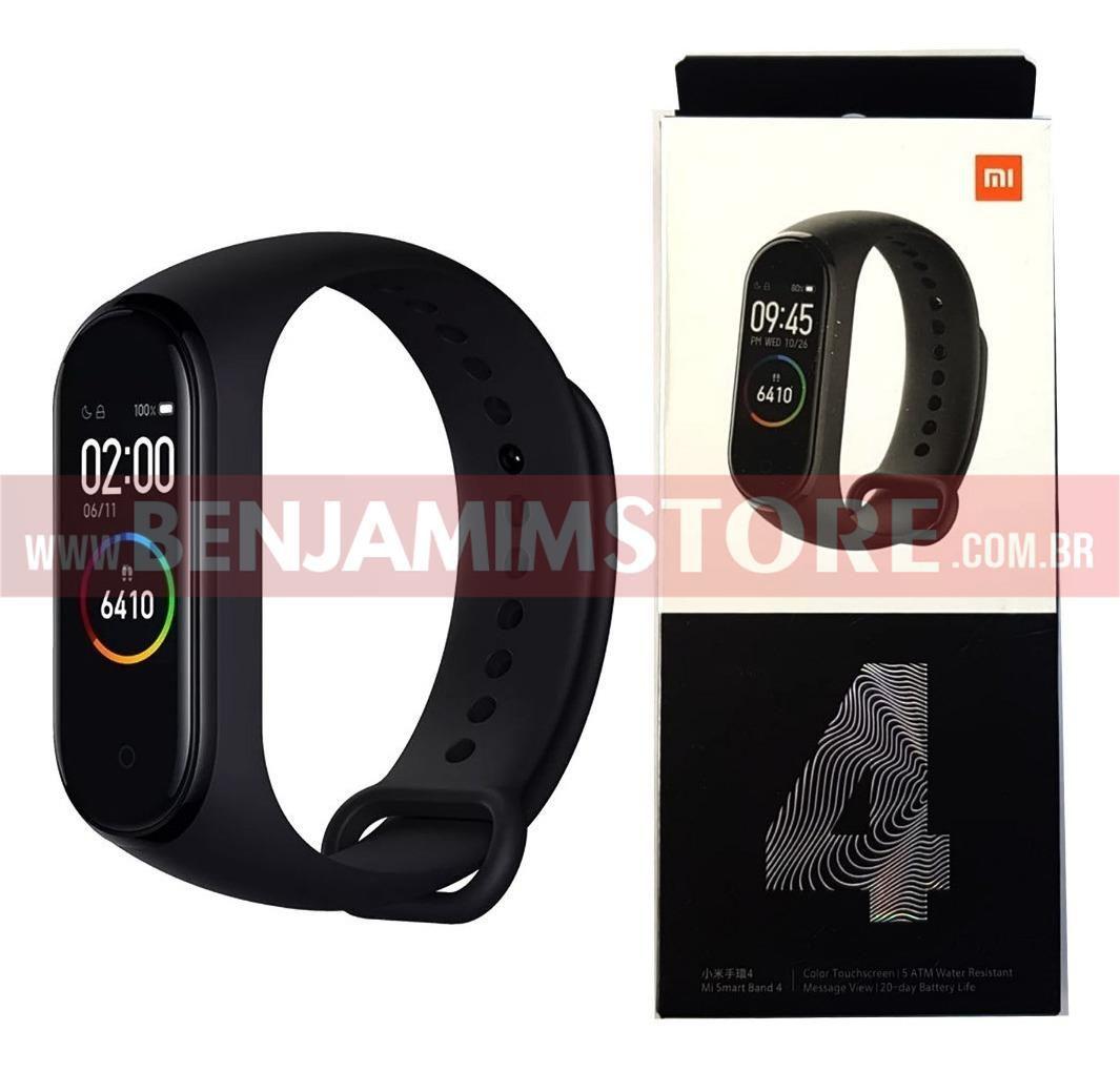 Xiaomi Mi Smart Band 4 Global Versão Gadgets