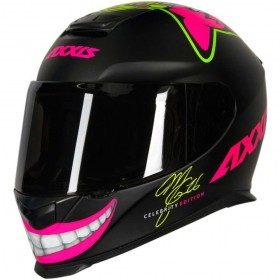 CAPACETE AXXIS EAGLE MG16 CELEBRITY MARIANNY