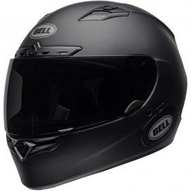 CAPACETE BELL QUALIFIER DLX MIPS SOLID PRETO FOSCO