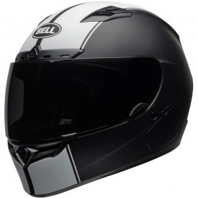 CAPACETE BELL QUALIFIER DLX MIPS RALLY PRETO FOSCO
