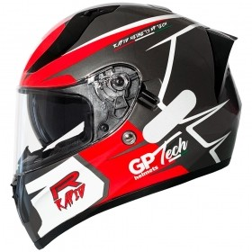 CAPACETE GP TECH V128 RAPID
