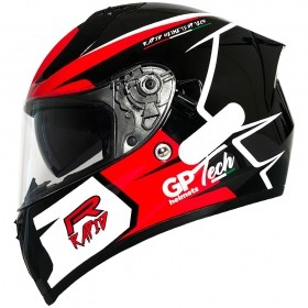 CAPACETE GP TECH V128 RAPID SV