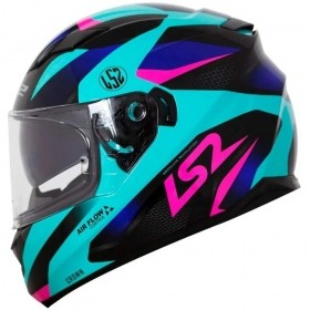 CAPACETE LS2 FF 320 STREAM CROWN