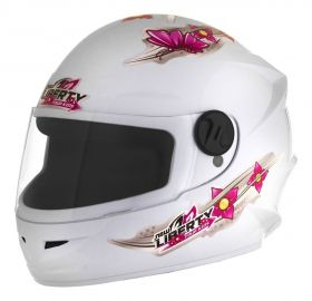 CAPACETE PRO TORK LIBERTY FOUR KIDS GIRLS