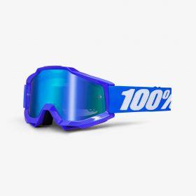 ÓCULOS 100% ACCURI REFLEX BLUE ESPELHADO
