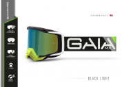 ÓCULOS GAIA MX PRO BLACK LIGHT ESPELHADO