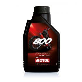 ÓLEO MOTOR 2T MOTUL 800 1LT
