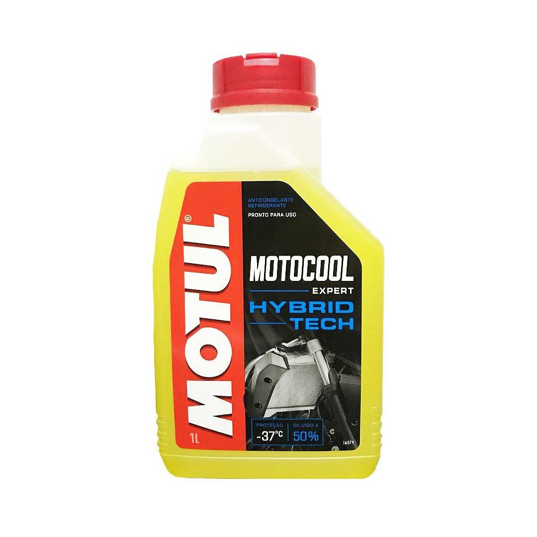 ADITIVO RADIADOR MOTO MOTUL MOTOCOOL EXPERT HYBRID TECH 1 LT