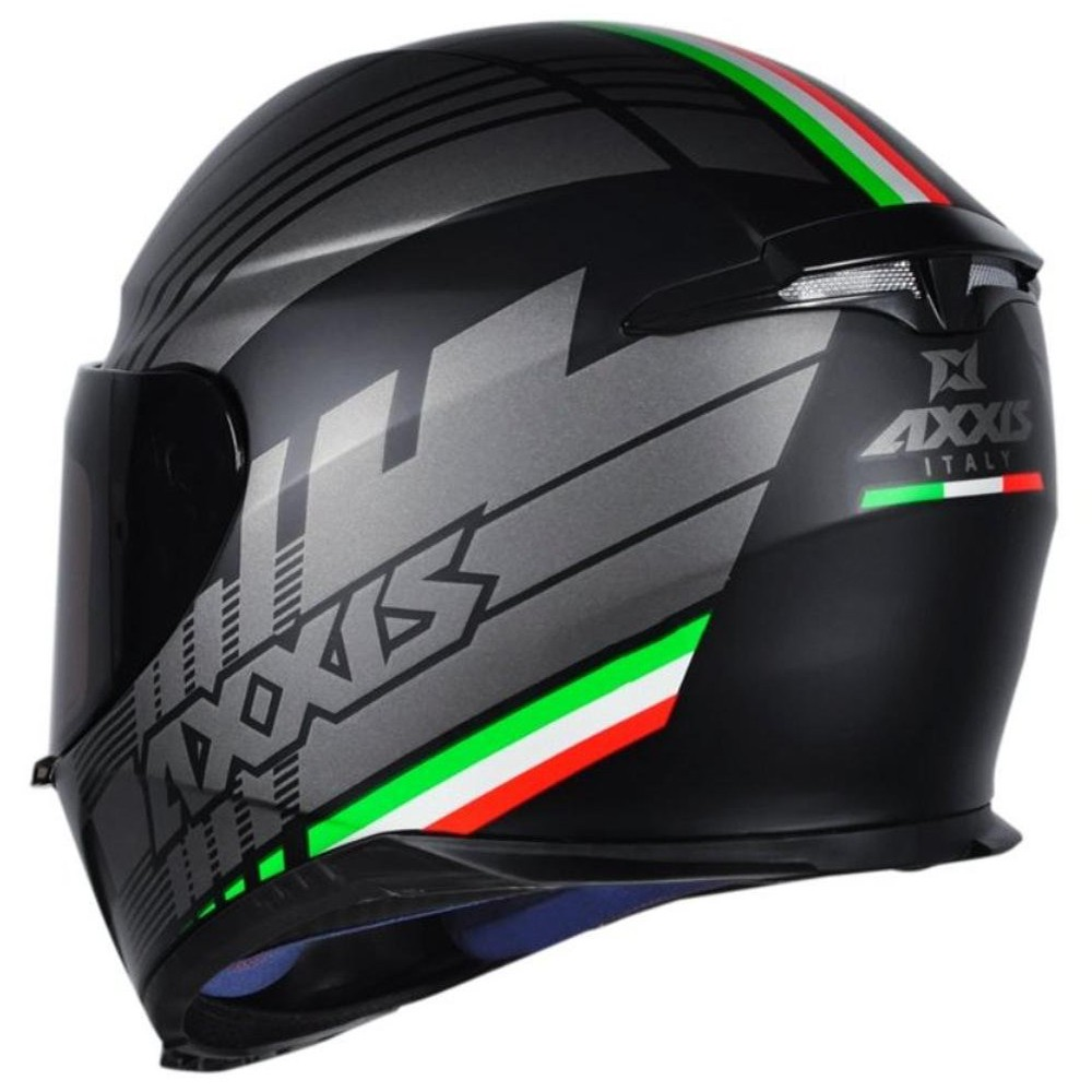 CAPACETE AXXIS EAGLE ITALY