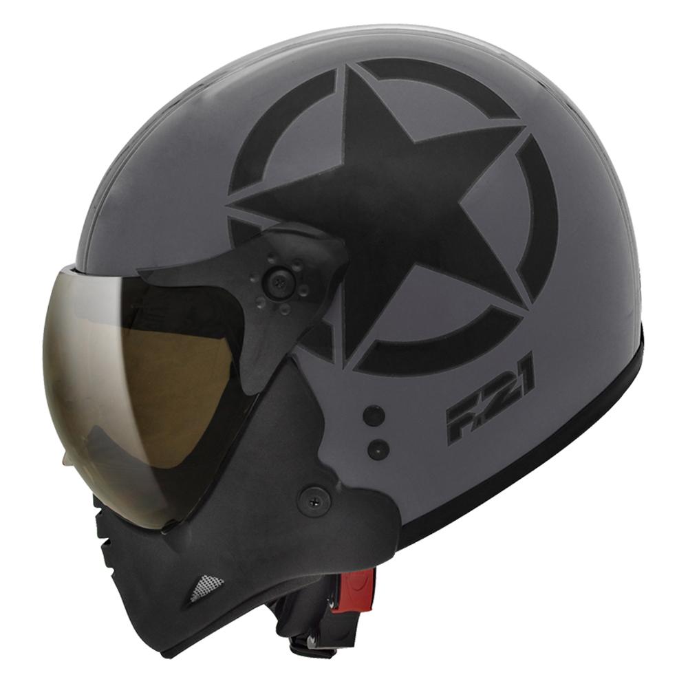 CAPACETE PEELS F21 US ARMY FOSCO