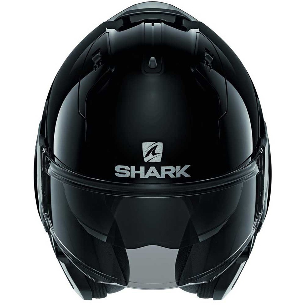 CAPACETE SHARK EVO ES BLANK BLK PRETO