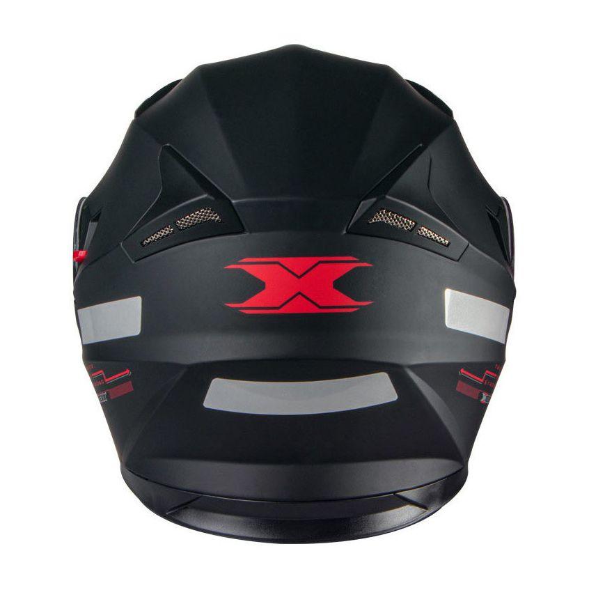 CAPACETE TEXX G2 SOLIDO PRETO FOSCO