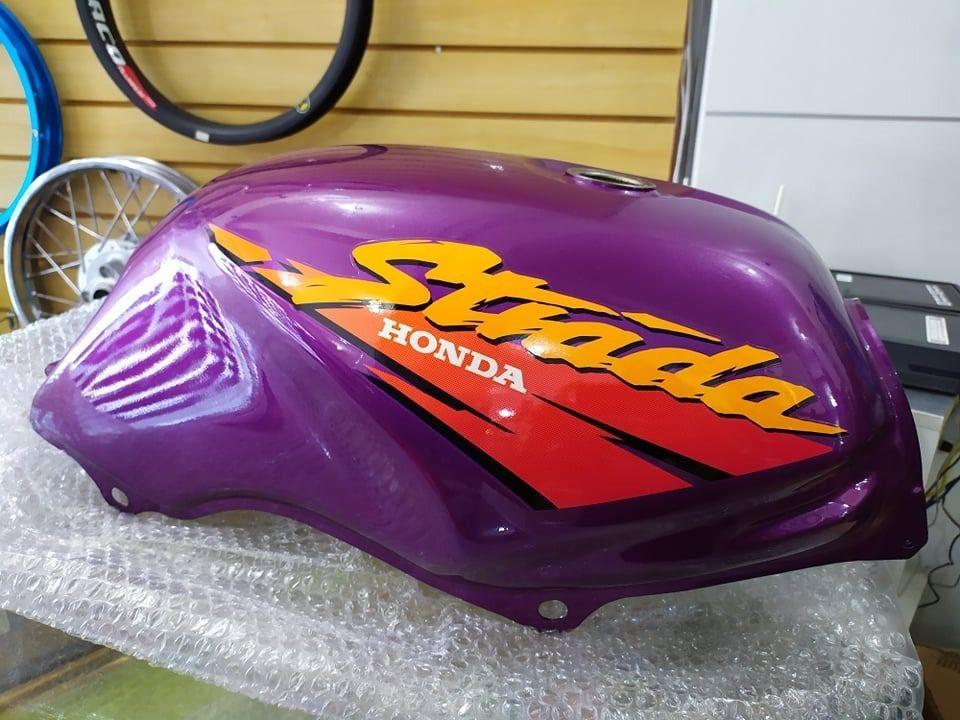 TANQUE COMBUSTÍVEL HONDA CBX 200 STRADA 1997 ORIGINAL