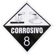 Adesivo CORROSIVO 8 - NEXUS