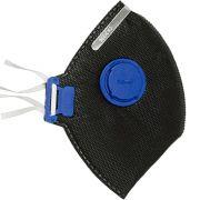 Respirador PFF2 Carvão Ativado c/VALV. C.A 39218 - TAYCO