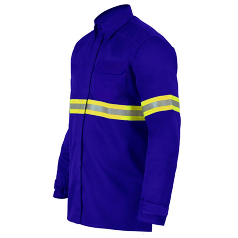 Camisa NR 10 Retarda Chamas Tam. M (Camisa c/Tecido Santanense) SEMFOR - C.A.36300 - NEXUS  - NEXUSEPI