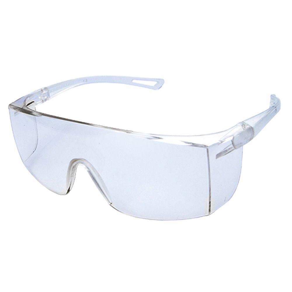 Óculos de Proteção SS1 INCOLOR - C.A. 30013 - SUPER SAFETY  - NEXUSEPI
