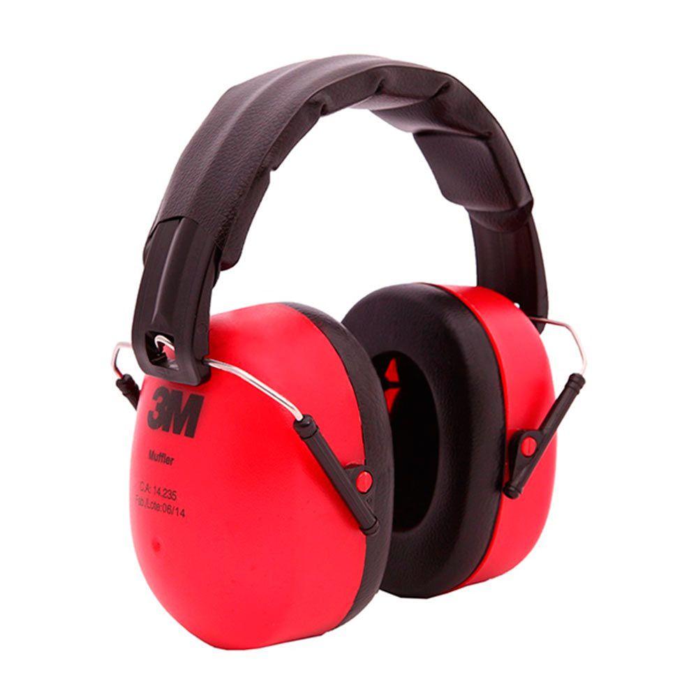 Protetor Auricular Pomp Muffler - C.A.14235 - 3M  - NEXUSEPI