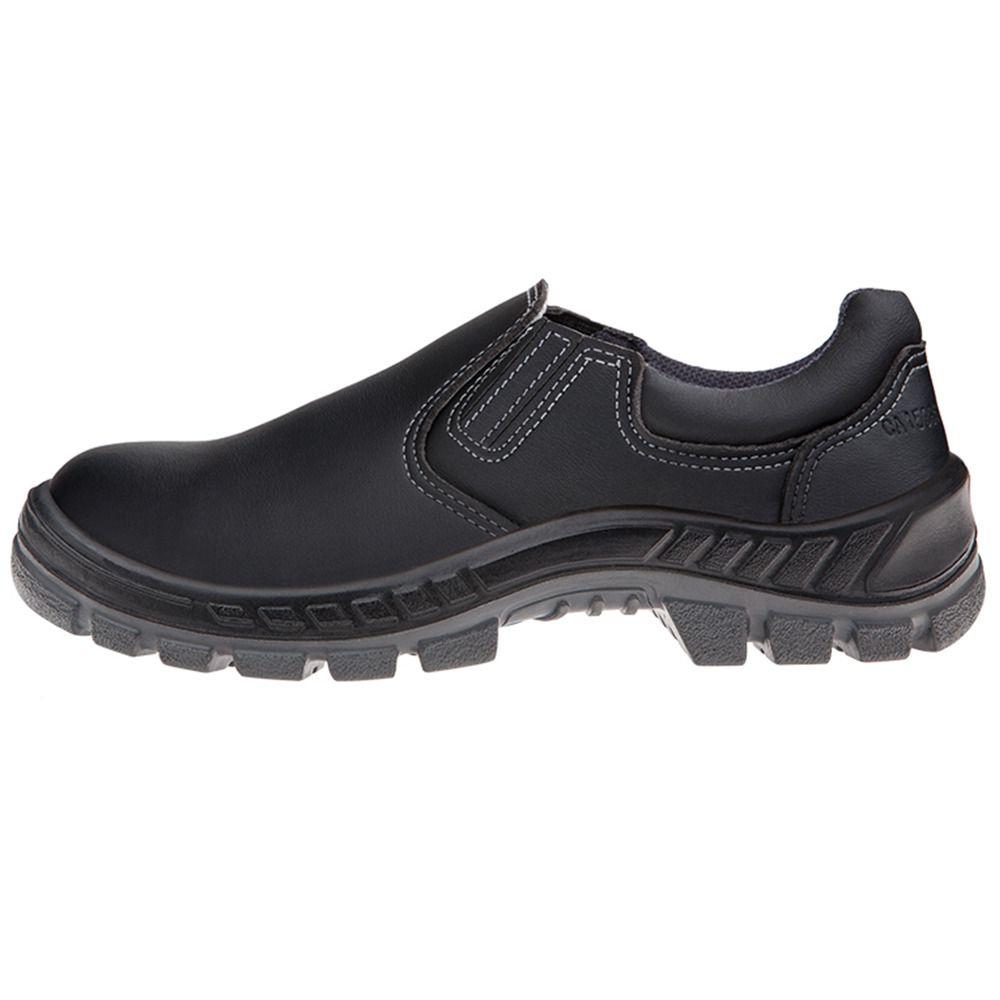 Sapato Elástico Bico PVC 70T19-BP - C.A.35843 (35 à 43) - MARLUVAS  - NEXUSEPI