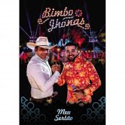 DVD Bimbo & Jhonas - Meu Sertão