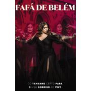 DVD Fafá de Belém - Do tamanho certo para  o meu sorriso