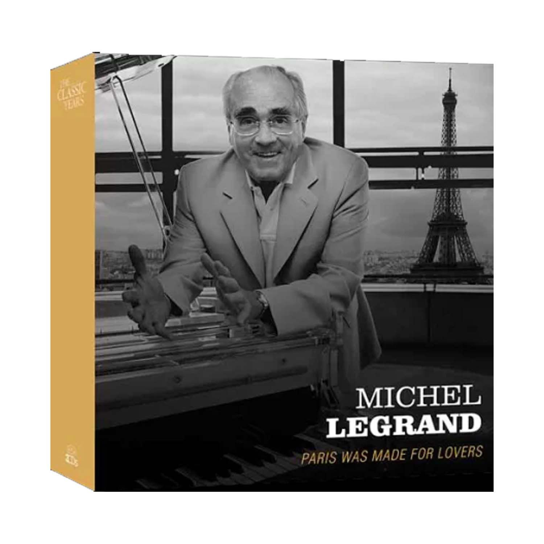 BOX MICHEL LEGRAND - THE CLASSIC YEARS - (3 CDs)