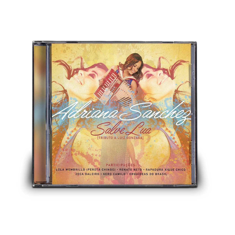 CD ADRIANA SANCHEZ - SALVE LUA