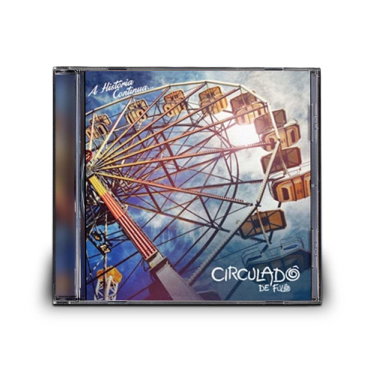 CD CIRCULADO DE FULO