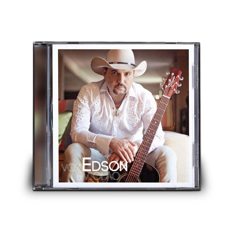 CD EDSON - VOZ E VIOLÃO