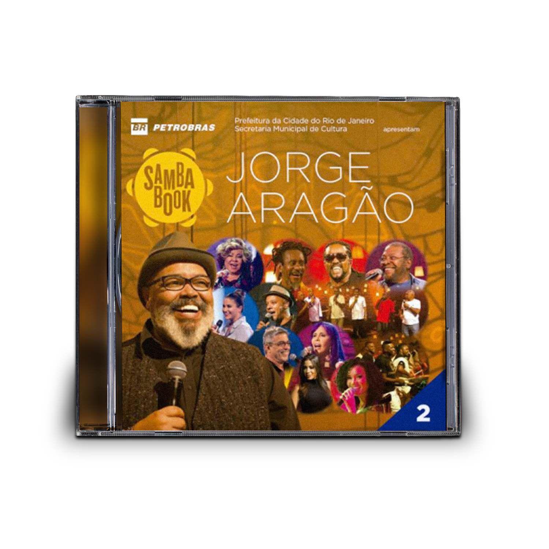 CD Jorge Aragão - Samba Book vol. 2