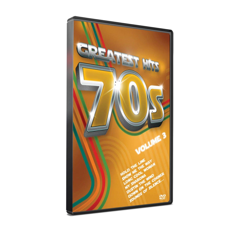 DVD GREATEST HITS 70´S VOL. 3