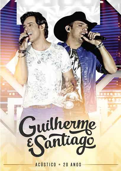 DVD Guilherme & Santiago - Acústico 20 anos