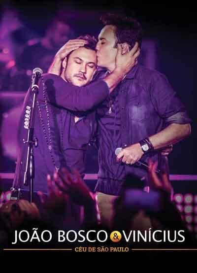 DVD João Bosco & Vinícius - Céu de São Paulo