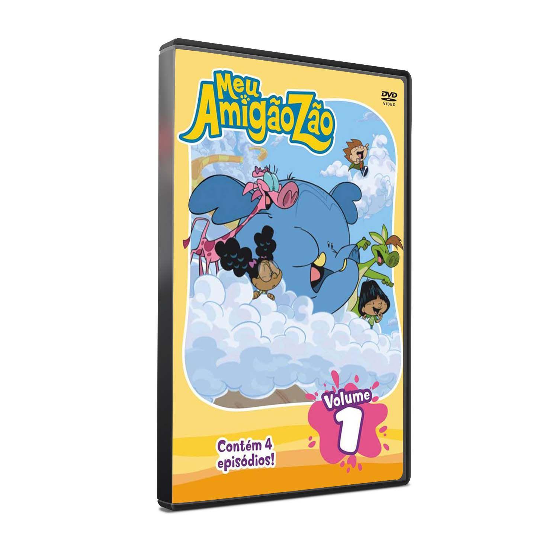 DVD MEU AMIGÃOZÃO VOL. 1