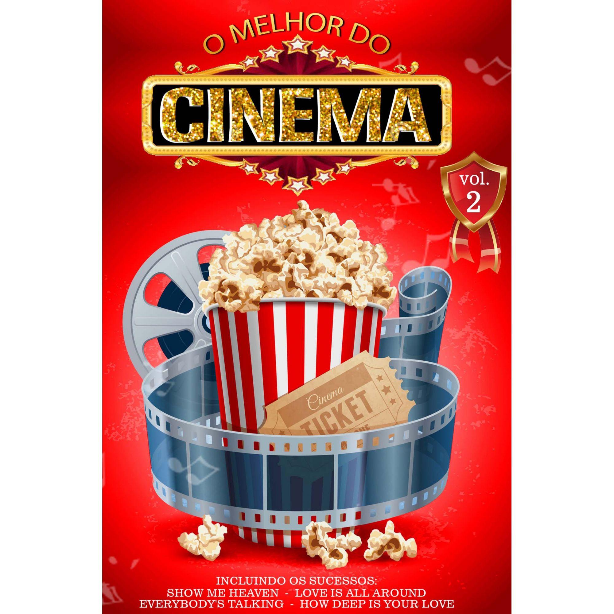 DVD O Melhor do Cinema Vol. 2