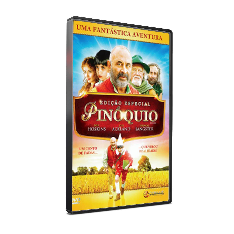 DVD PINÓQUIO